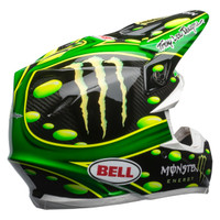 Bell Moto-9 Flex MC Monster Replica 2018 Helmet 07