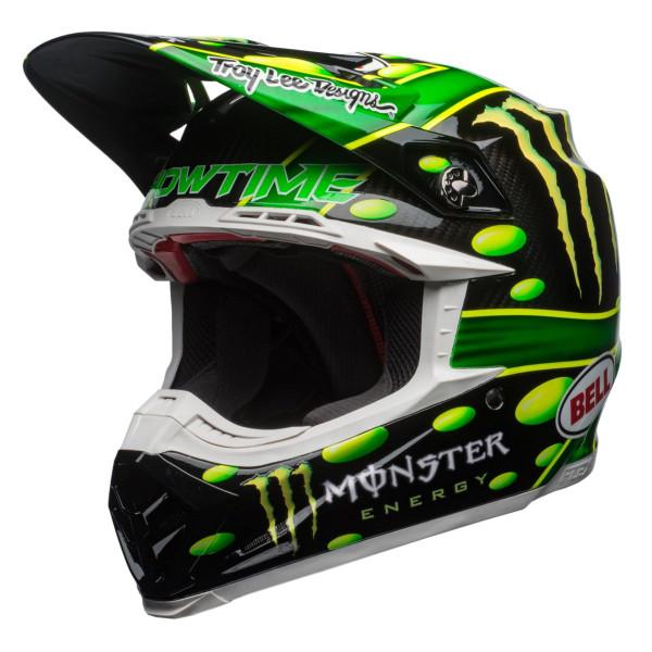 Bell Moto-9 Flex MC Monster Replica 2018 Helmet
