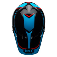 Bell MX-9 MIPS Torch Helmet 03