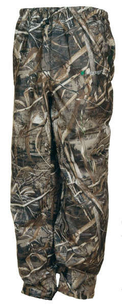 Frogg Toggs Pro Action Camo Pants Realtree Max 5 View