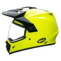 Bell MX-9 Adventure MIPS Hi-Viz Helmet