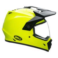 Bell MX-9 Adventure MIPS Hi-Viz Helmet 01