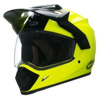 Bell MX-9 Adventure MIPS Hi-Viz Helmet 03
