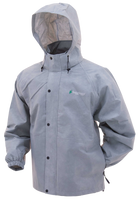 Frogg Toggs Pro Action Rain Jacket Grey View
