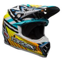 Bell Moto-9 MIPS Tagger Asymmetric Helmet 02