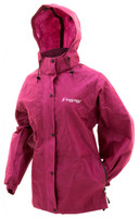 Frogg Toggs Women's Pro Action Rain Jacket Cherry View