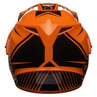 Bell MX-9 Adventure MIPS Torch Helmet 01