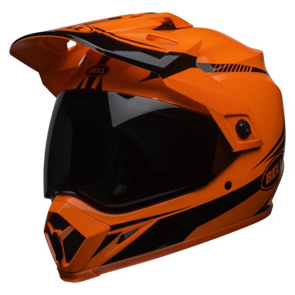 Bell MX-9 Adventure MIPS Torch Helmet