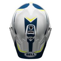 Bell MX-9 Adventure MIPS Torch Helmet 06
