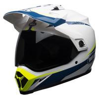 Bell MX-9 Adventure MIPS Torch Helmet 03
