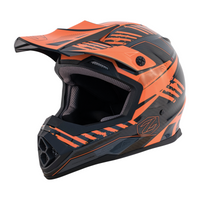 Zox Matrix Carbon Kevlar Squadron Helmet