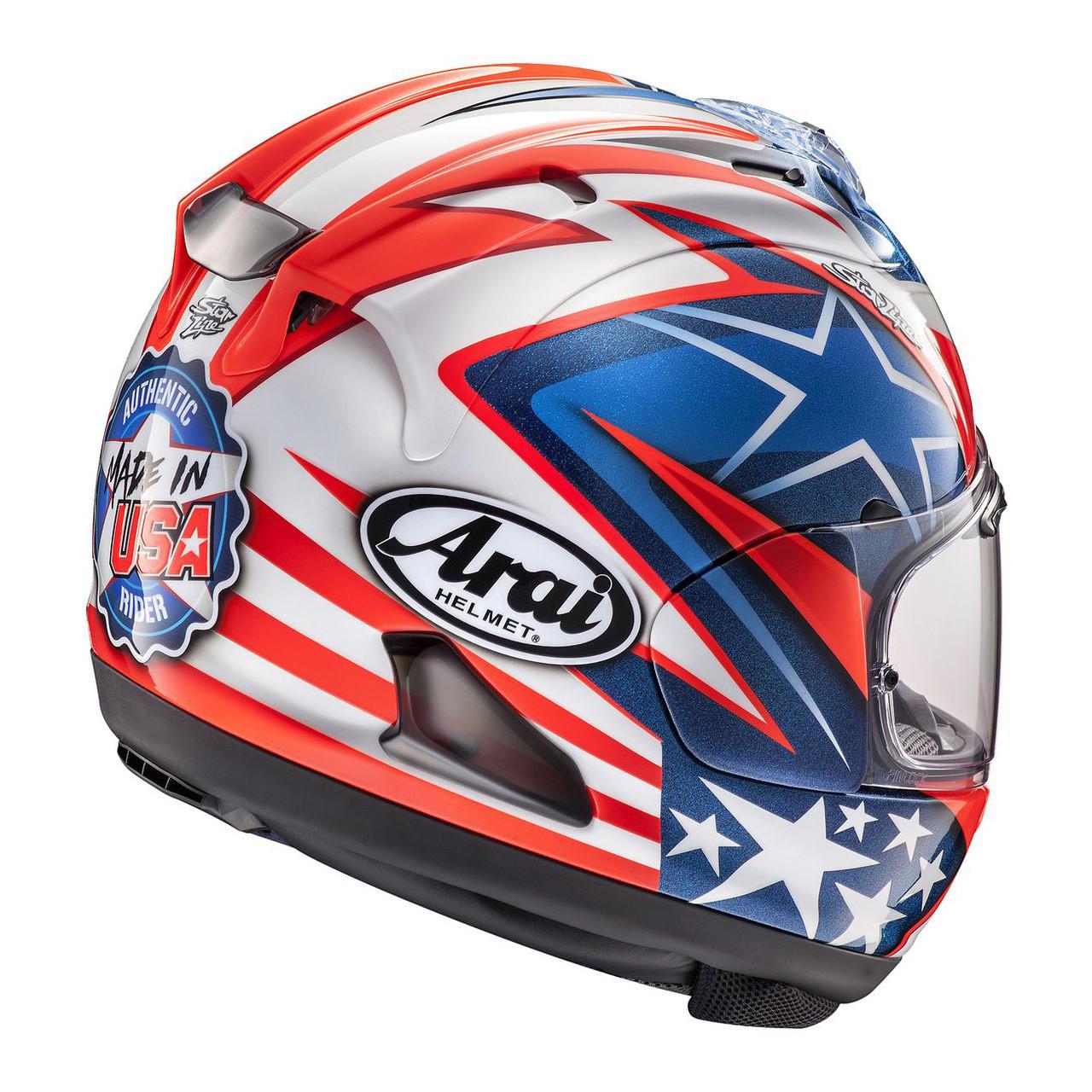 arai corsair x nicky 7 helmet motorcycle house
