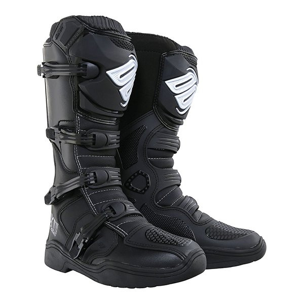 Boots Clothing, Shoes & Accessories Men Motorcycle WaterProof Boots For Offroad Sport Racing Synthetic Leather Black