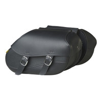 Willie & Max Swooped Hard Mount Revolution Saddlebags