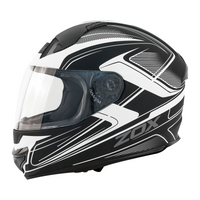 Zox Thunder R2 Drive Full Face Helmet