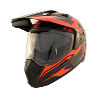 Zox Vertex Crusade Full Face Multi-Purpose Helmet