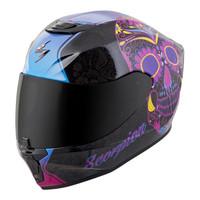 Scorpion EXO-R420 Sugar Skull Helmet