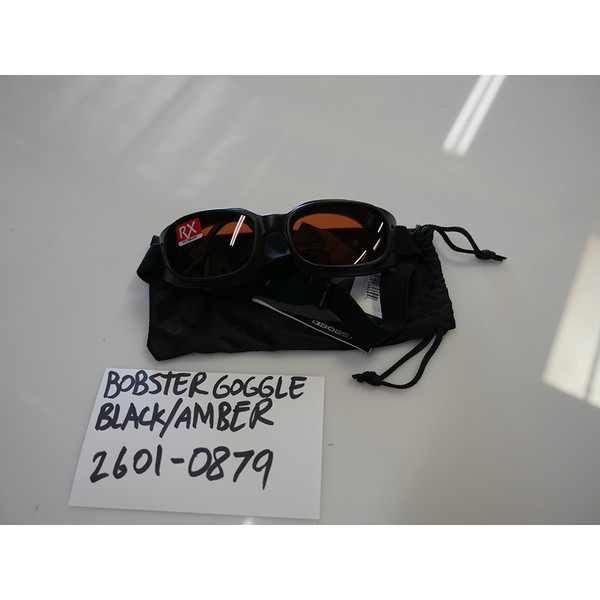 Bobster Piston Orange Goggles
