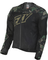 Fly Mesh Flux Air Jacket Camo View