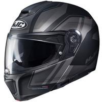 HJC RPHA 90 Tanisk Helmet Silver
