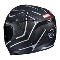 HJC RPHA 70 ST Black Panther Helmet 4