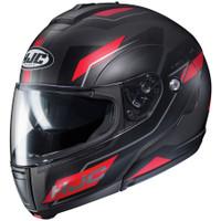 HJC CL-MAX 3 Flow Helmet Red