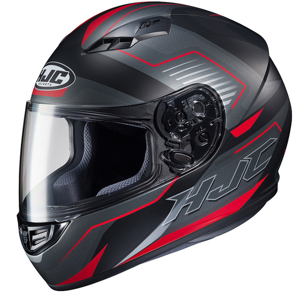 HJC CS-R3 Trion Helmet Red