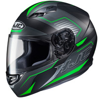 HJC CS-R3 Trion Helmet Green