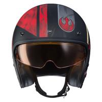 HJC IS-5 Star Wars Poe Dameron Helmet 3