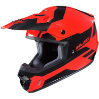HJC CS-MX 2 Pictor Helmet Orange