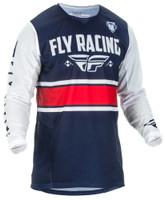 Fly Racing Kinetic Mesh Era Jersey