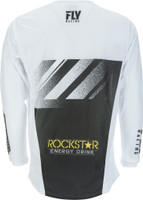 Fly Racing Kinetic Mesh Rockstar Jersey Back View