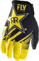 Fly Racing Lite Rockstar Gloves Main View