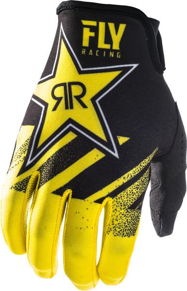 Fly Racing Lite Rockstar Gloves Main View