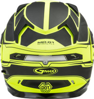G-Max MD-01 Modular Full Face Stealth Helmet