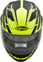 G-Max MD-01 Modular Full Face Stealth Helmet
