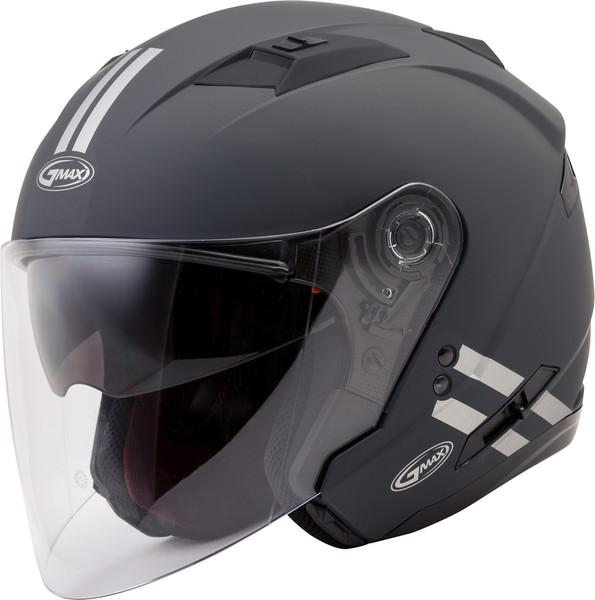 G-Max OF-77 Open Face Downey Helmet