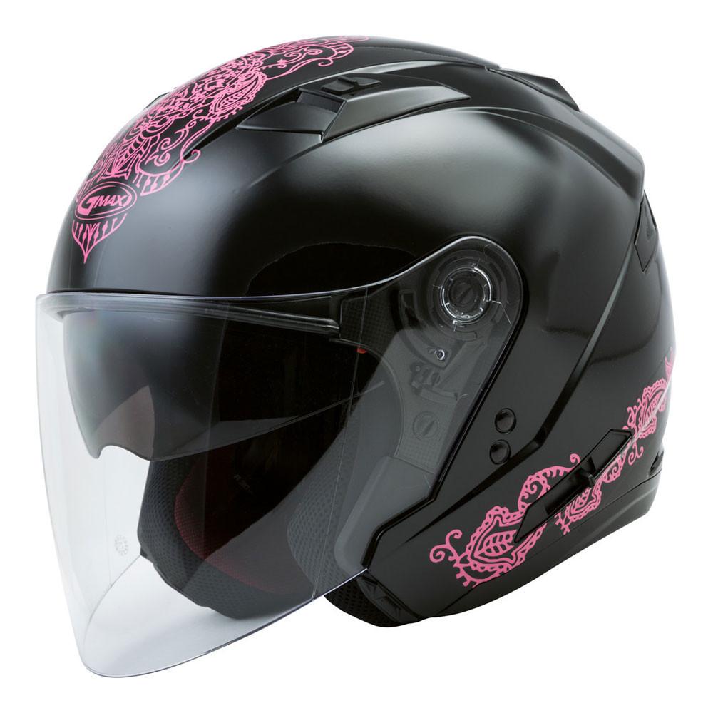G Max Of 77 Open Face Eternal Helmet For Women S Motorcycle House