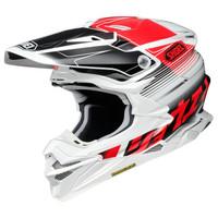 Shoei VFX-EVO Zinger Helmet White