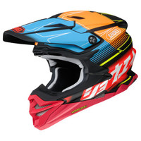 Shoei VFX-EVO Zinger Helmet Orange