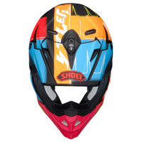 Shoei VFX-EVO Zinger Helmet 3
