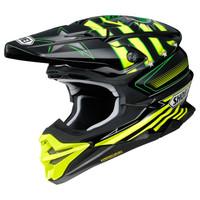 Shoei VFX-EVO Grant 3 Helmet Green