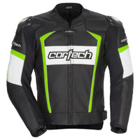 Cortech Adrenaline 2.0 Jacket Yellow