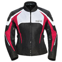 Cortech GX Sport Air 5.0 Women's Jacket Pink