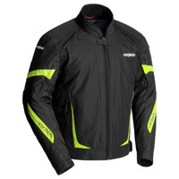 Cortech VRX 2.0 Jacket Yellow