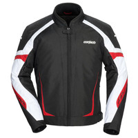 Cortech VRX 2.0 Jacket Red