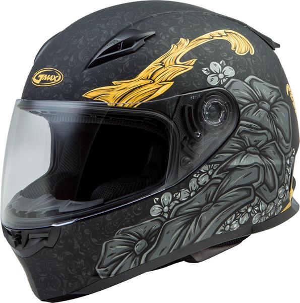 G-Max FF-49 Yarrow Full Face Street Helmet