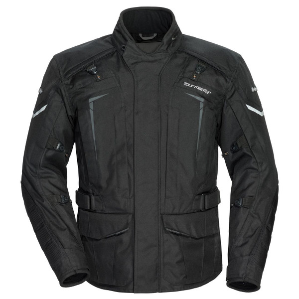 Tour Master Transition Series 5 Jacket Black