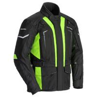 Tour Master Transition Series 5 Jacket Green