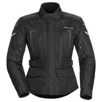 Tour Master Transition 5 Women's Jacket Black